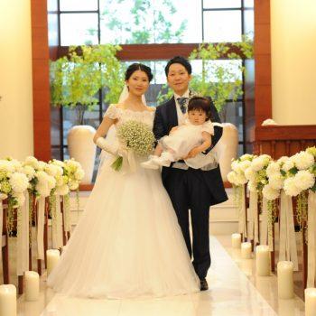 パパママ婚。愛する我が子と一生の想い出を・・・