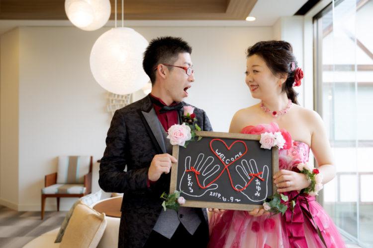 ゲストと近くで楽しみたい!おもてなしアットホームパーティ♪Toru&Ayumi