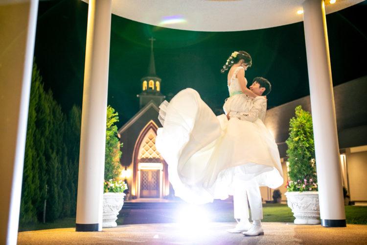 大好きなアイテムに囲まれた結婚式 Yuki & Aoi
