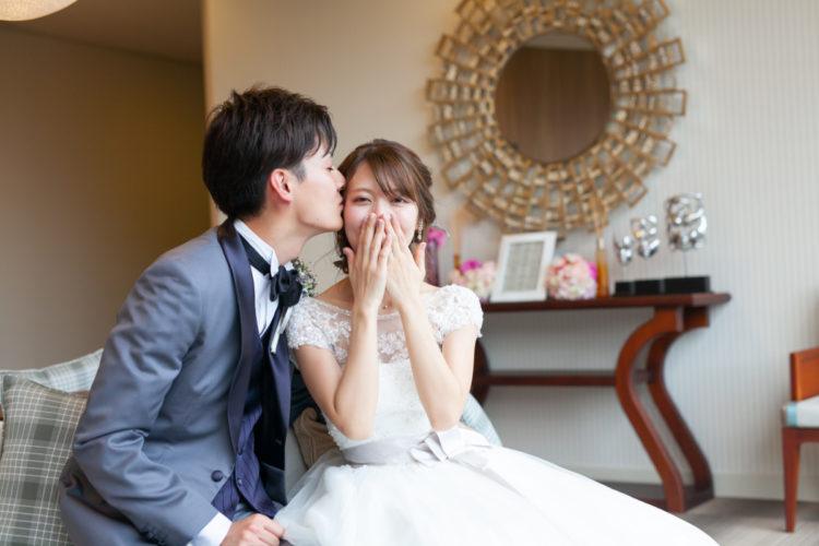 自分達らしい結婚式に! Yuki&Naho